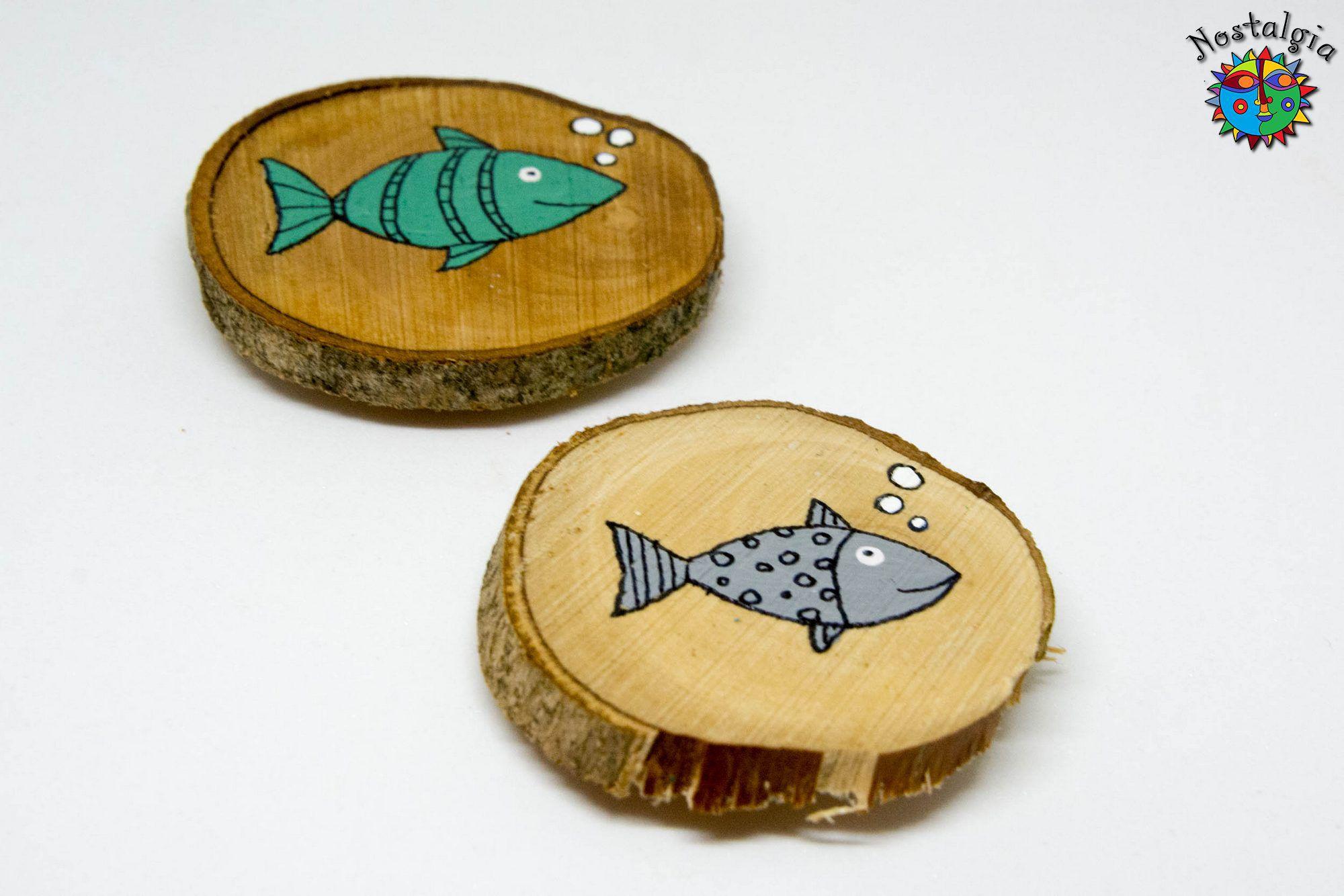 Ψαράκια ζωγραφιστά