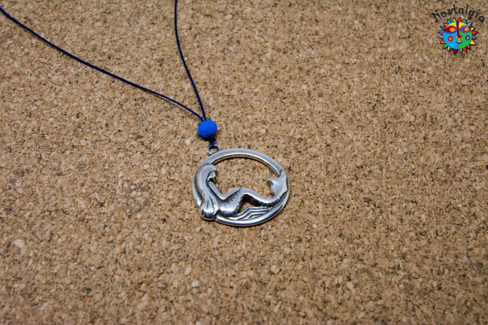 ... Κοσμήματα · Κολιέ · Ασημί  Γοργόνα. Γοργόνα d06b092bb71