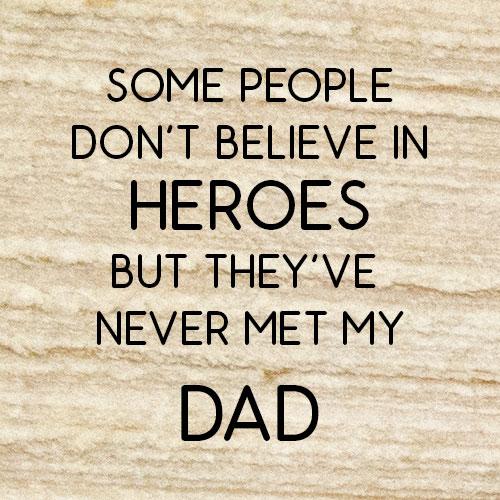 Heroe Dad