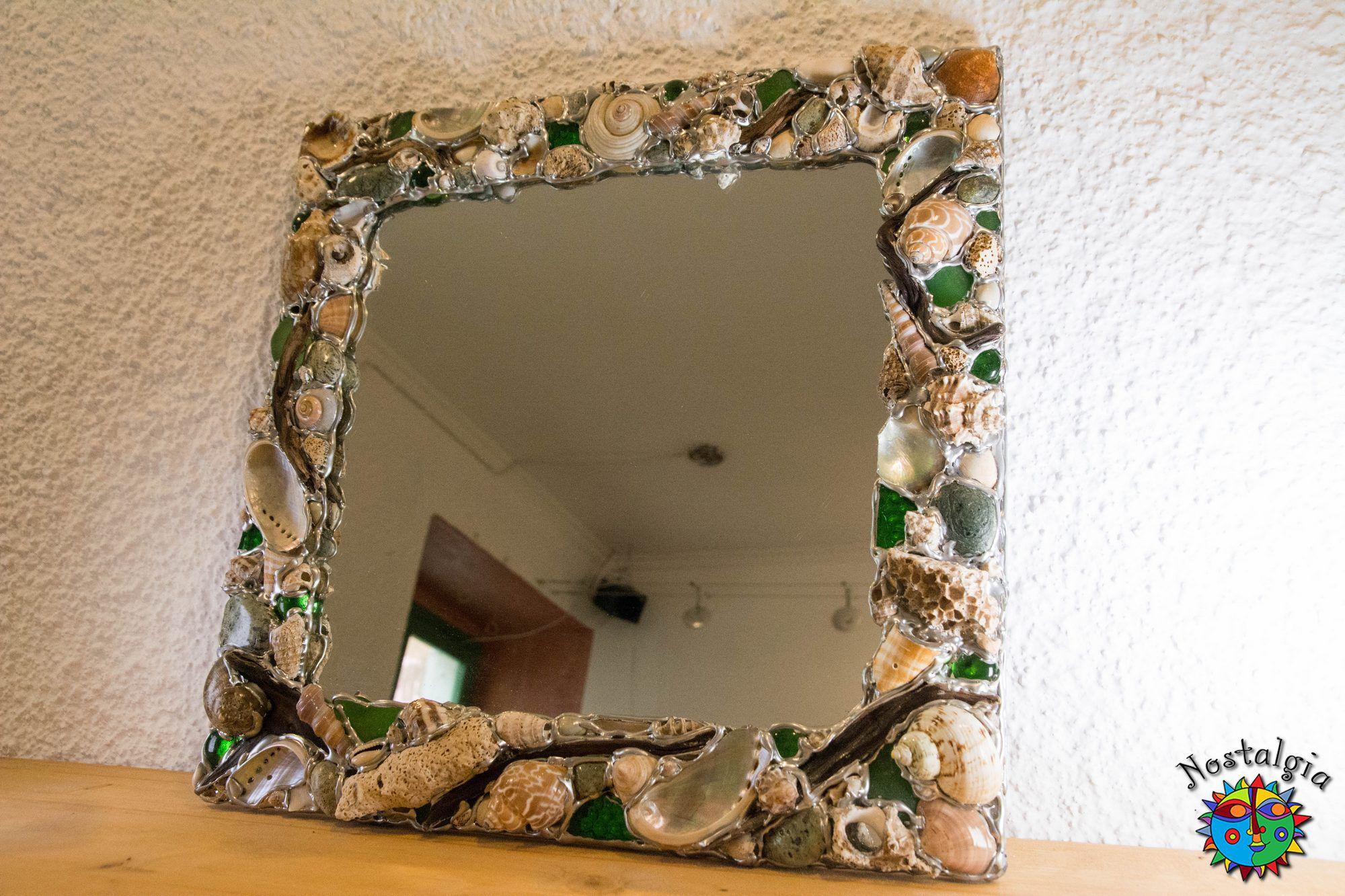 Καθρέφτης Τετράγωνος