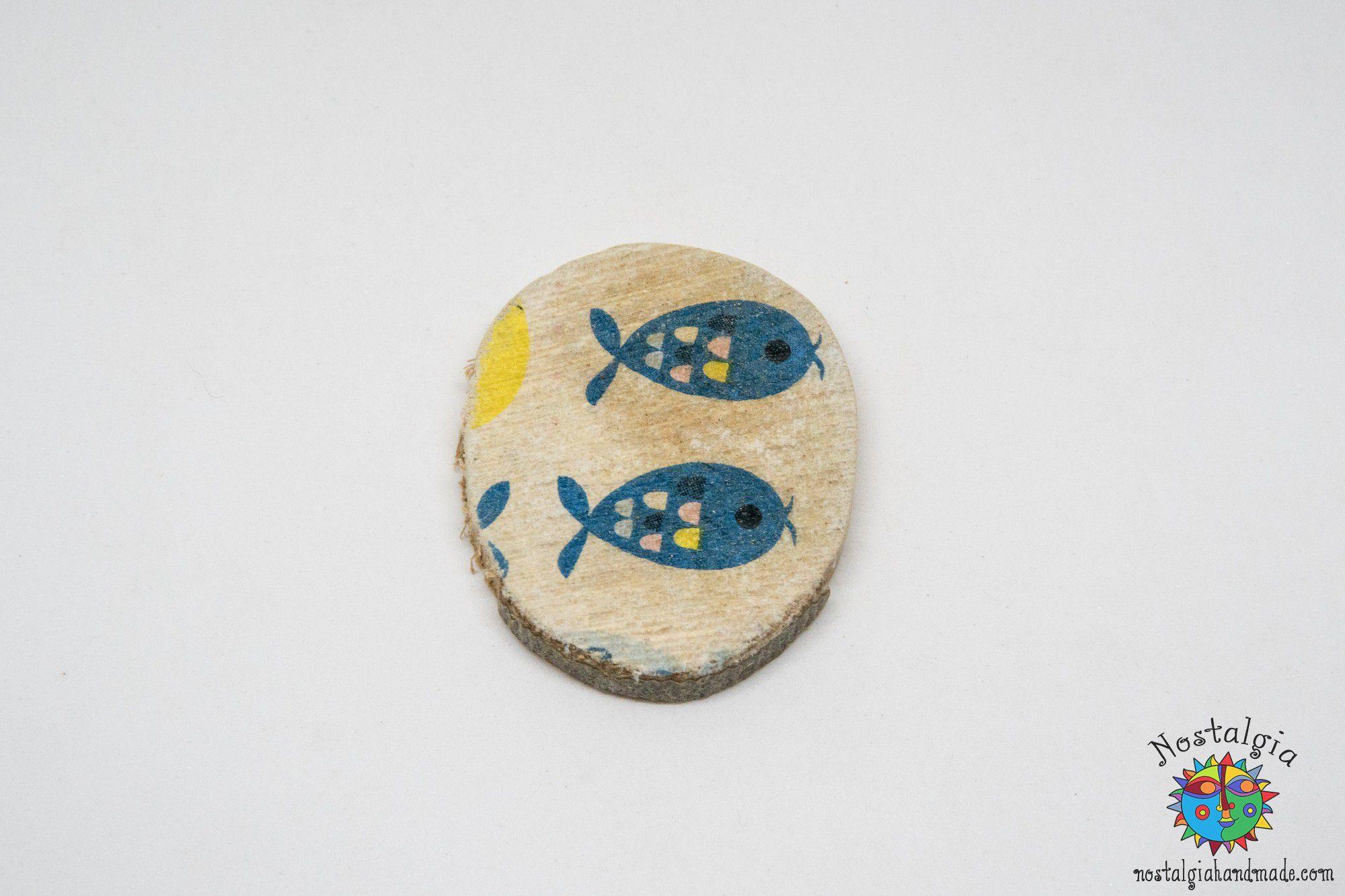 Ψαράκια Μπλε-κίτρινα