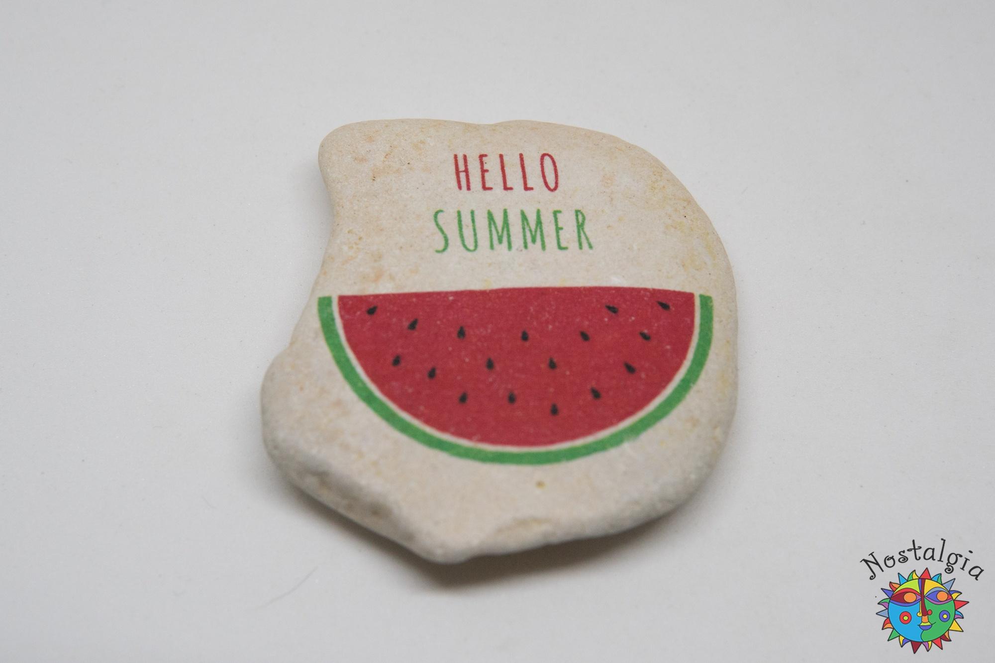 Hello summer Καρπούζι